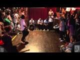 Top 16 | Kashmir vs Dasha at House Dance UK 2014