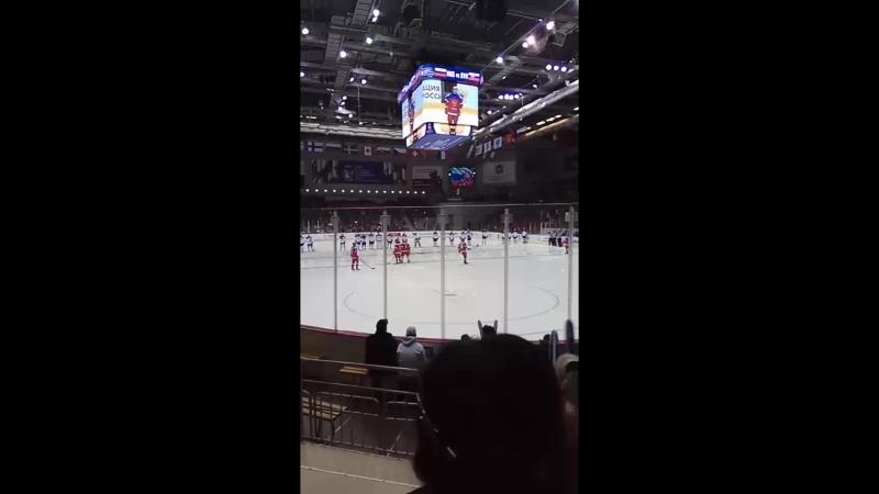 Чемпионат мира по хоккею 2018 Россия -Словакия