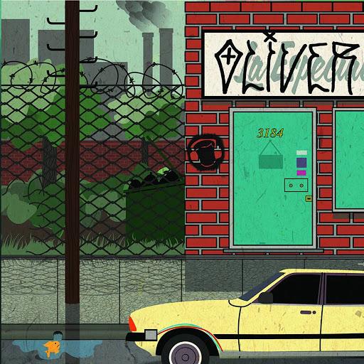 Oliver альбом El Mejor Superpoder Es la Teletransportacion
