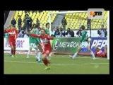 18 апреля 2009, Чемпионат России по футболу 2009, 5-й тур (Спартак 2-0 Терек)