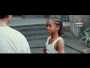 Первые тренировки Дре - Каратэ-пацан (2010) - Момент из фильма.mp4