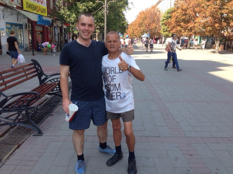 Антон Фомичёв | Москва
