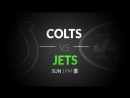 Amped Up- Jets-Colts