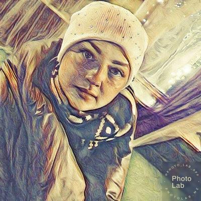 Лидия Типтюк(Калеканова)