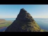 Классика Игра престолов. Киркьюфетль. Исландия.