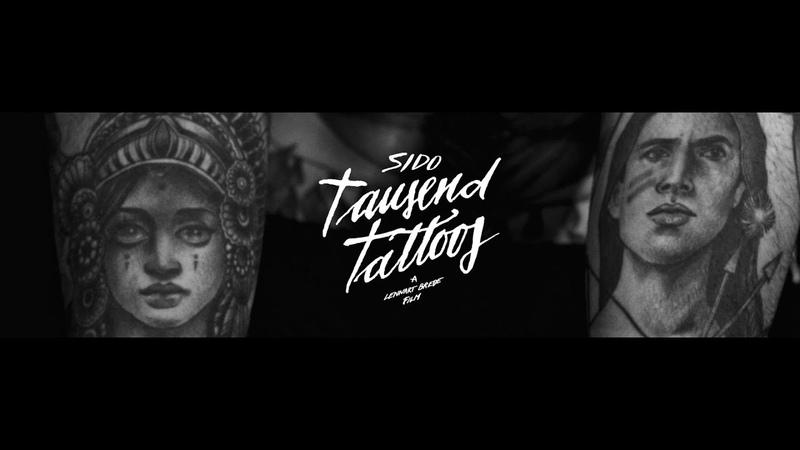 Sido - Tausend Tattoos (prod. by Djorkaeff Beatzarre)