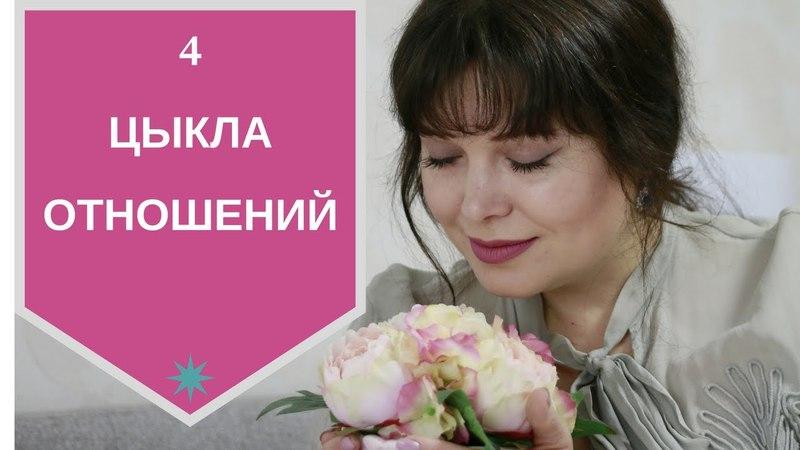 7 цыкла отношений Светлана Нагородная
