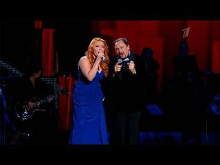 Стас Михайлов и Анастасия Спиридонова поют песню `Две души`