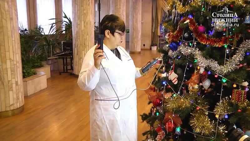 Более 90 мест проведения новогодних елок в Нижегородской области прошли проверку Роспотребнадзора