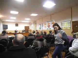 Встреча главы В.А. Иванова с жителями района Сокол 18.12.2013