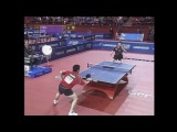 Qiu Yike vs Timo Boll (WTTC 2003)