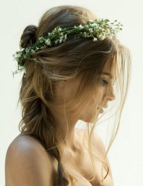 Сила женских волос..