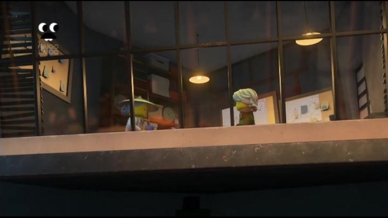 Лего Ніндзяго: Майстри Спінжитсу. У розшуку. 86 епізод