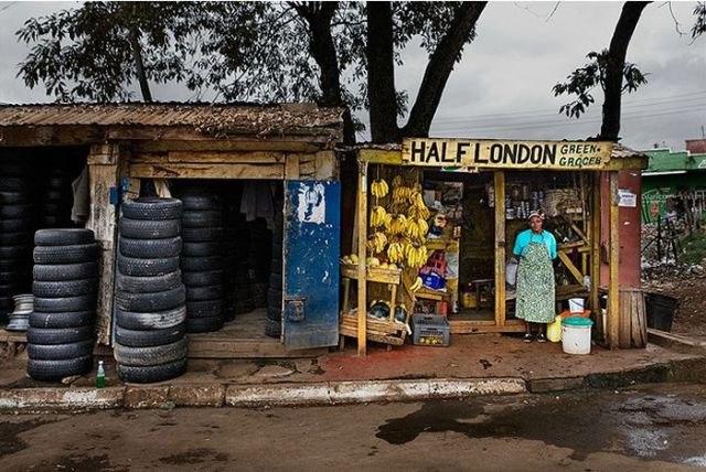 Малый бизнес в Кении
