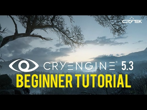 CRYENGINE 5.3 Game SDK And Adding Assets Beginners Tutorial