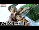 Ramayya Vasthavayya Movie - Climax Fight Scene NTR Ravi Shankar - NTR, Samantha