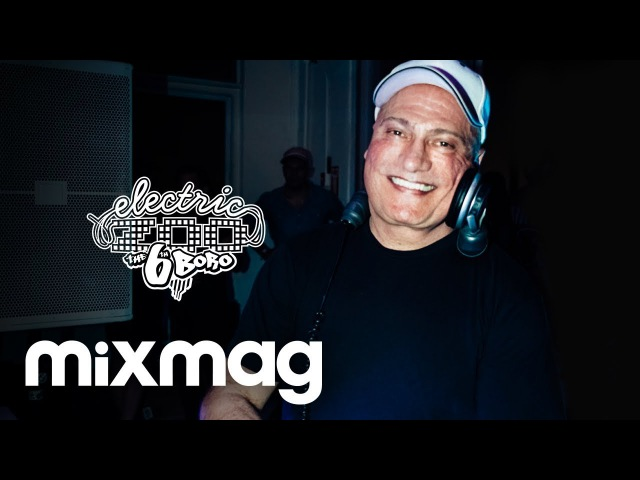 DANNY TENAGLIA Electric Zoo Warmup