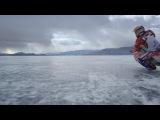 Ice Speedway Over Lake Baikal