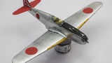 Kawasaki Ki-61-Id Hien TAMIYA 148 build log #3