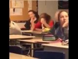 Когда в классе есть рокеры (6 sec)