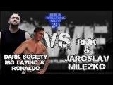 GWF Berlin Wrestling Night 29 (01.11.2014) Dark Society (Ibo latino &amp Ronaldo) vs. Nicholas von Rijk &amp Jaroslav Milezko