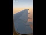 Когда что-то пошло не так. Шокирующие видео из салона самолёта