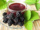 Healing properties of the blackberry fruit