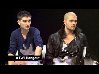 The Wanted Life - Livestream Hangout Q&A