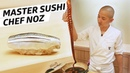 Master Sushi Chef Noz Wants to Transport His Diners to Japan Omakase