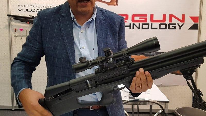 Airgun Technology VULCAN 2 cal.30 (7.62mm) PCP Bullpup