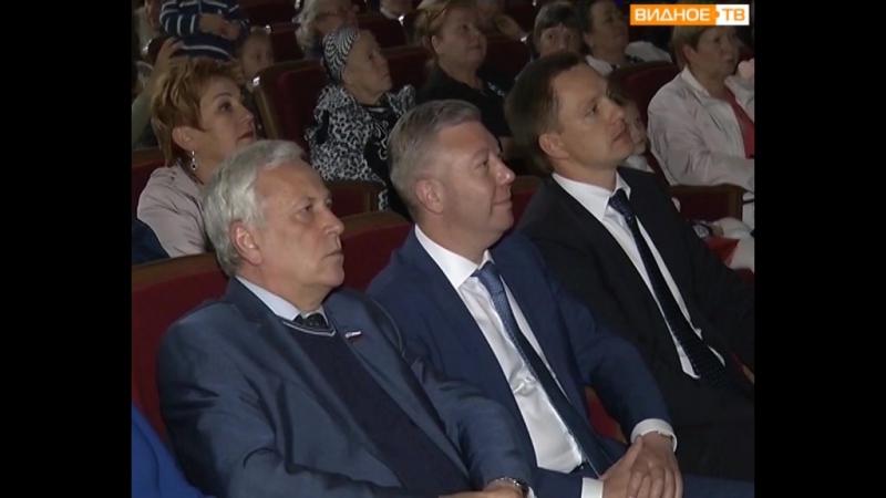 Второе рождение - открытие Дома культуры города Видное