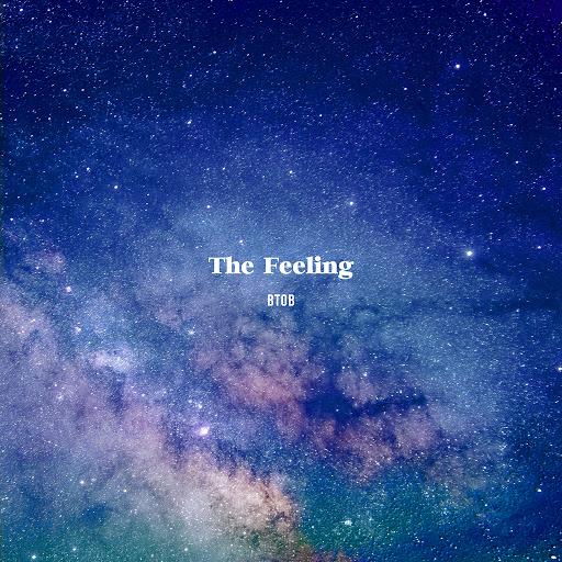 BtoB альбом The Feeling