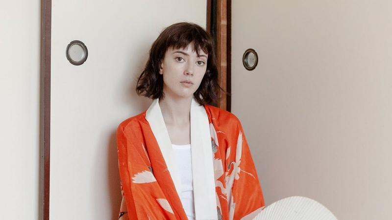 Yulia Shumakova interview   Antique trader fashion model living in Tokyo Life in Japan modeling
