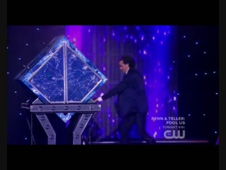 The Journey - CW Network Los Angeles - Masters of Illusion HD