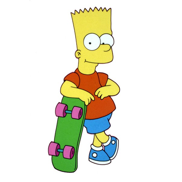 Барт Симпсон / Bart Simosins Биография и видео