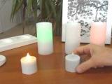 Декоративные светильники с индукционной зарядкой аккумулятора