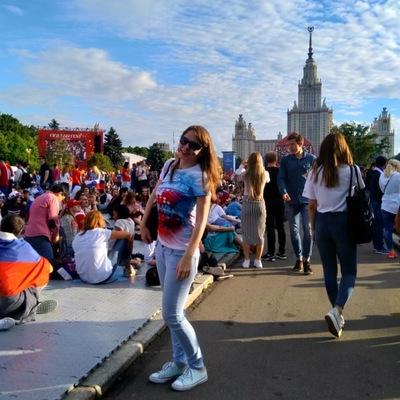 Настя Сапунова