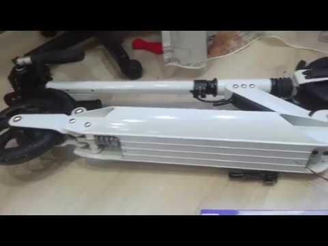 Обман ёмкости батареи на эл самокате KUGOO S3