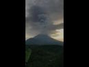 Бали - извержение вулкана