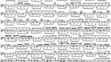 William Croft (Attributed to Henry Purcell) Ground in c for Guitar