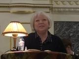 Светлана Крючкова репетирует