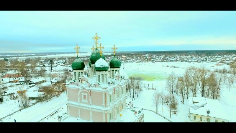 Сольвычегодск - Наследие русского севера