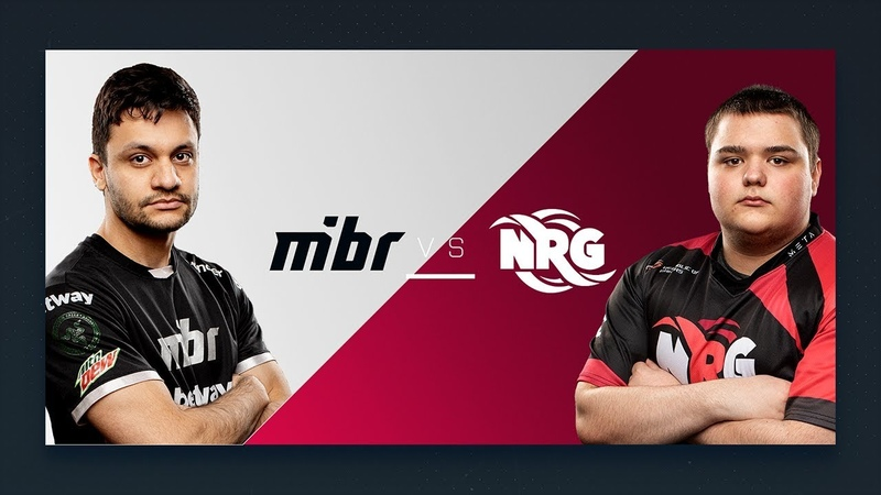 CS:GO - NRG vs. MIBR [Mirage] Map 3 - Group B UB Ro2 - ESL Pro League Odense Finals 2018