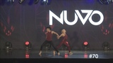 Love Is Burnt - Charity Anderson &amp Andres Penate (World Of Dance Season 2 Contestants)