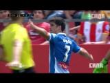 «Жирона» - «Эспаньол». Второй гол Жерара Морено