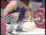 George Asanidze World Record Snatch 181 Kg