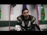 Видео с утренней раскатки перед матчем с «Локомотивом»