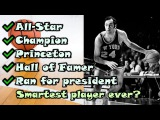 Meet Bill Bradley: The SMARTEST Player In NBA History?