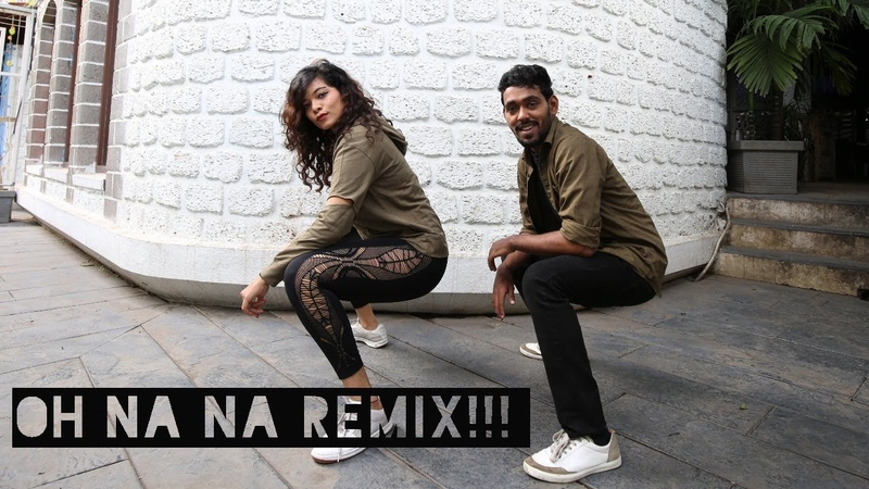 OH NANA BUM BUM نقازي Dj 6RB REMiX ONErpm Dance Cover DANCERINA KARISHMA SHETTY
