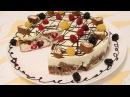 Торт Блинный с Творожно - Сметанным Суфле